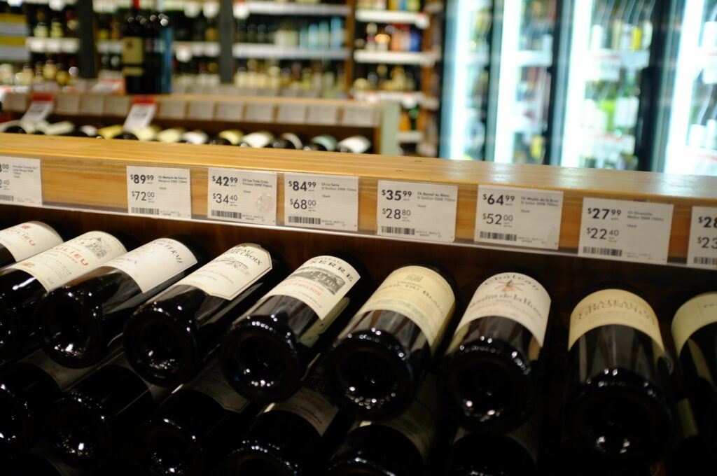 Een voorbeeld van een optimale winkelinrichting van een drankenhandel winkelinrichting voor je drankenhandel